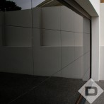 Toughened Glass Garage Doors