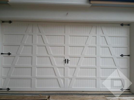 Hampton Design Garage Doors