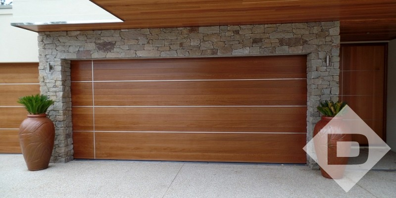 wood modern decoration with metal garage contemporary door of doors inspiration inlay