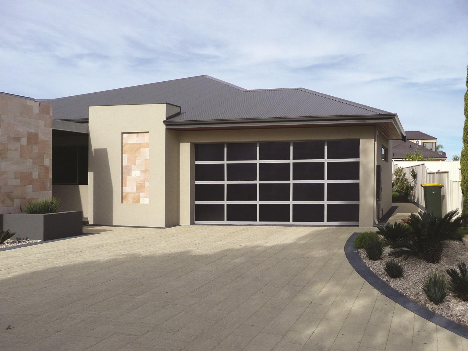 translucent garage door panels danmar garage doors