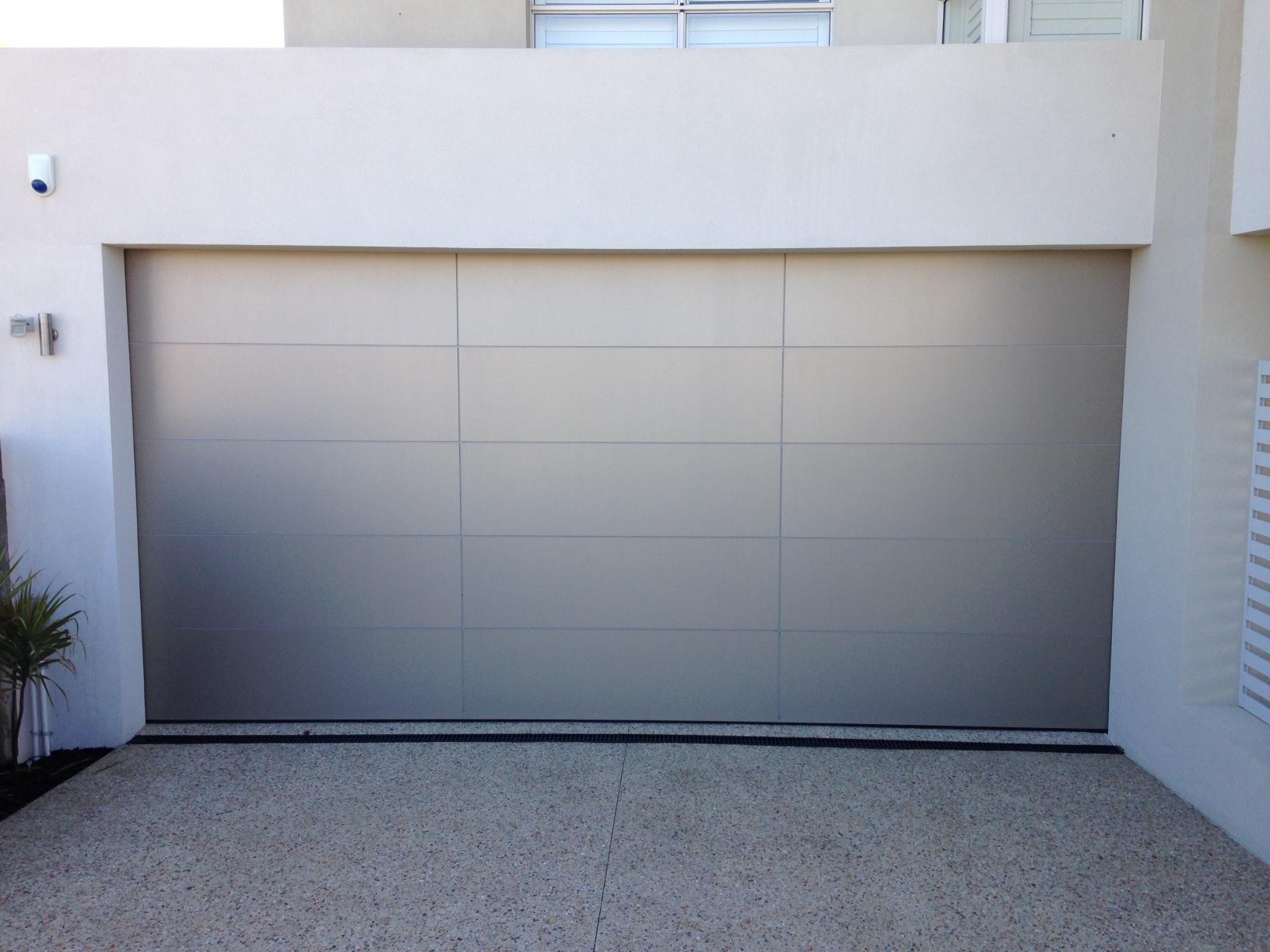 Aluminium Composite Folded Edges